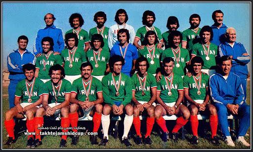 تیم ملی فوتبال ایران بازیهای آسیایی ۱۹۵۳