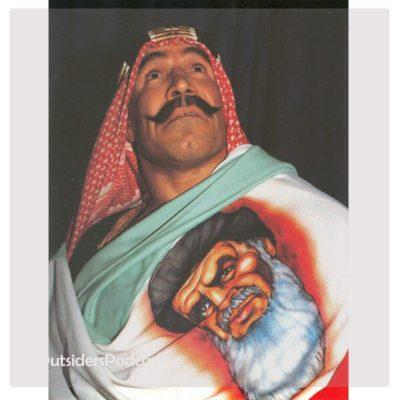 آیرون شیخ شیخ آهنین