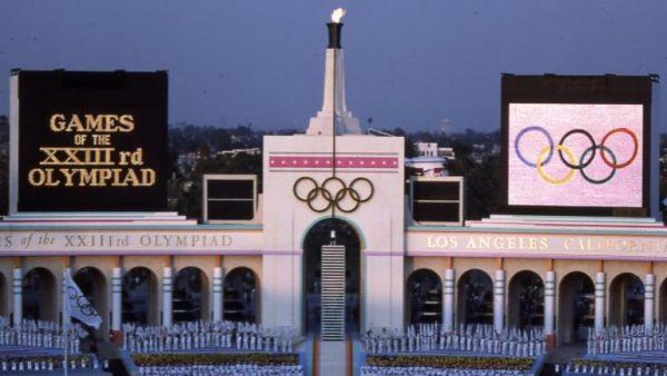 المپیک ۱۹۸۴ لس آنجلس