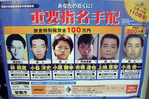 بزهکاری در ژاپن