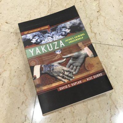 کتاب یاکوزا